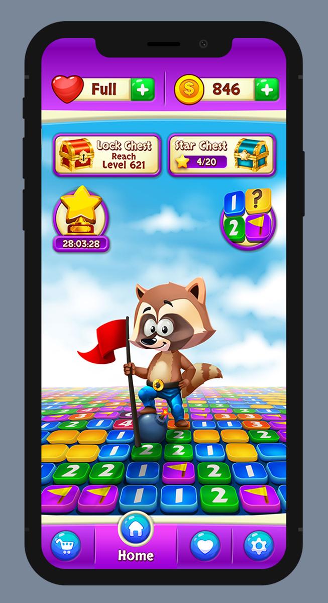 Jazz Minesweeper UI UX 7