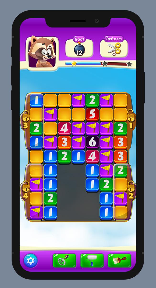 Jazz Minesweeper UI UX 8