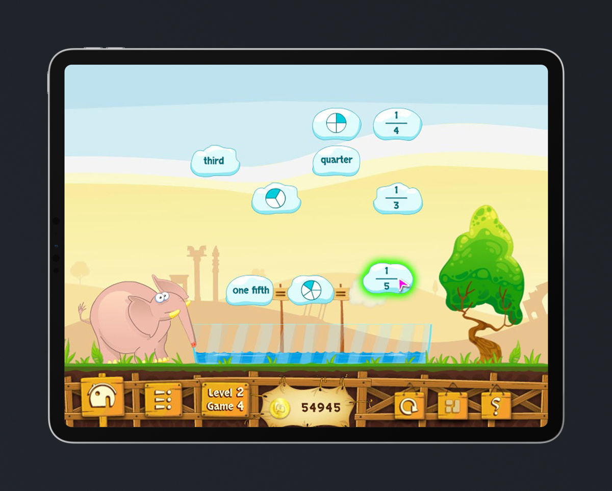 Math Kids Educational Game 1