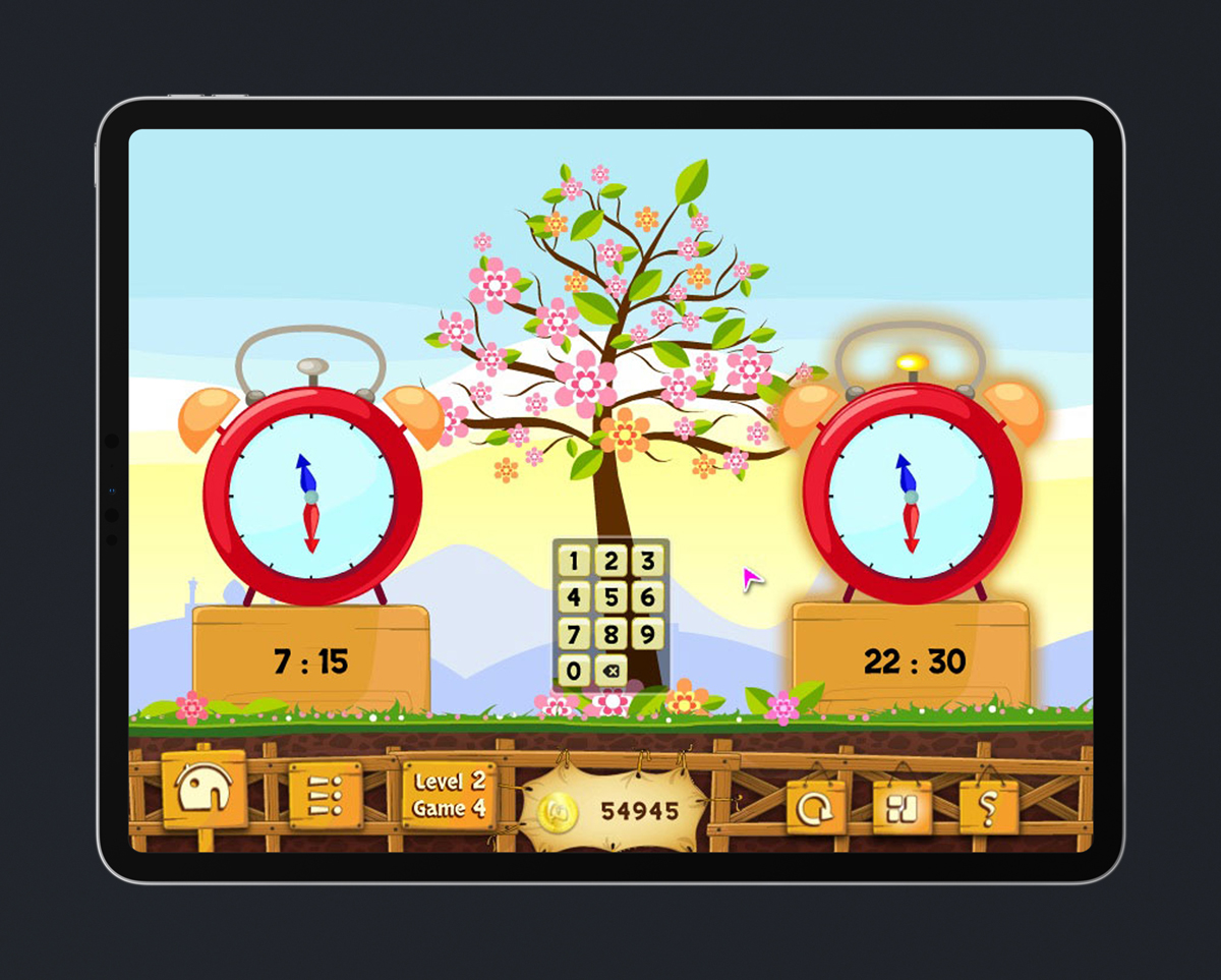 Math Kids Educational Game 11