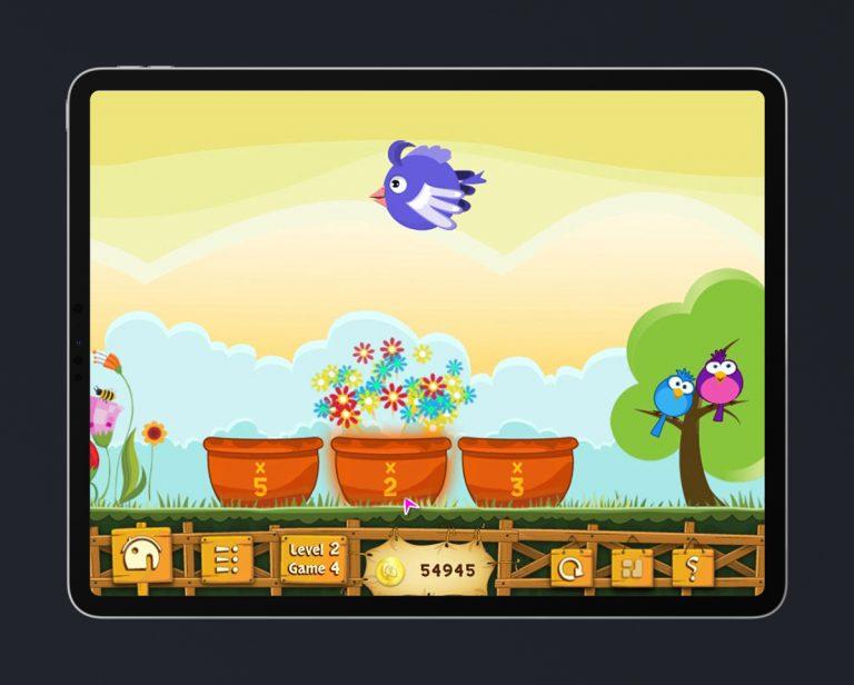 Math Kids Educational Game 2