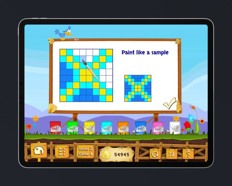 Math Kids Educational Game 3