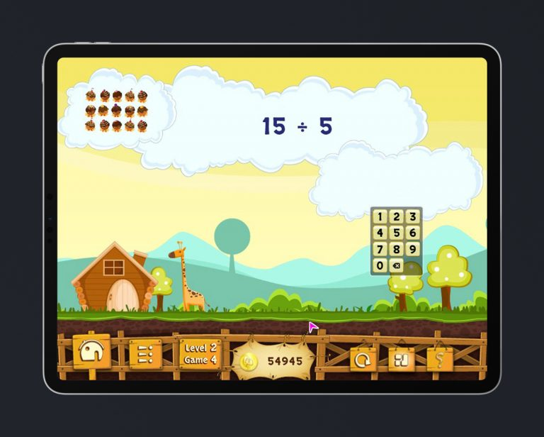 Math Kids Educational Game 4