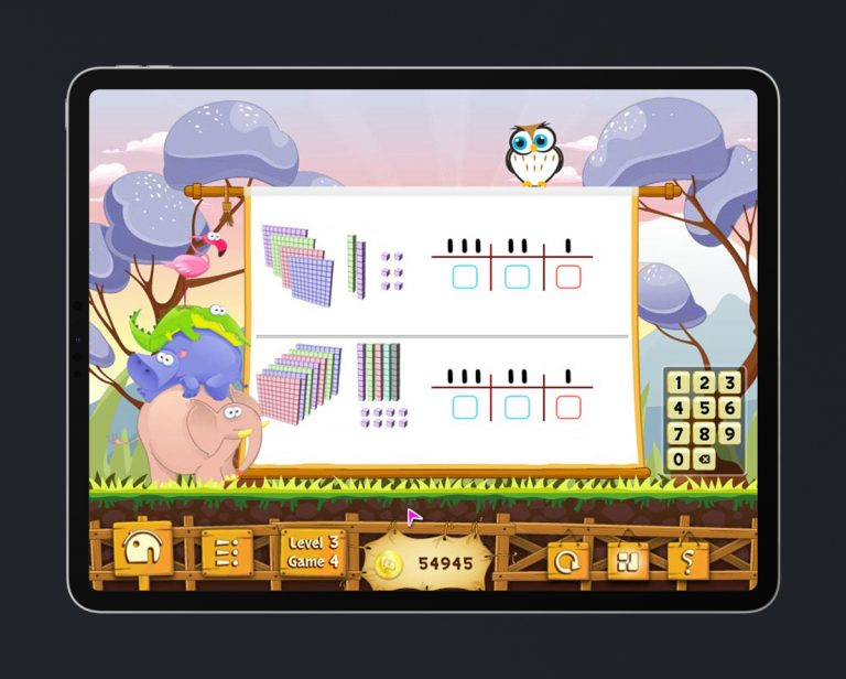 Math Kids Educational Game 8