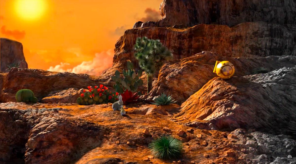 War - Award winning 3D animation