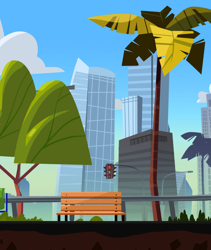 Mobile Platformer Game