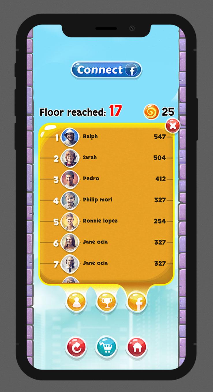 High School Escape UI Game 6