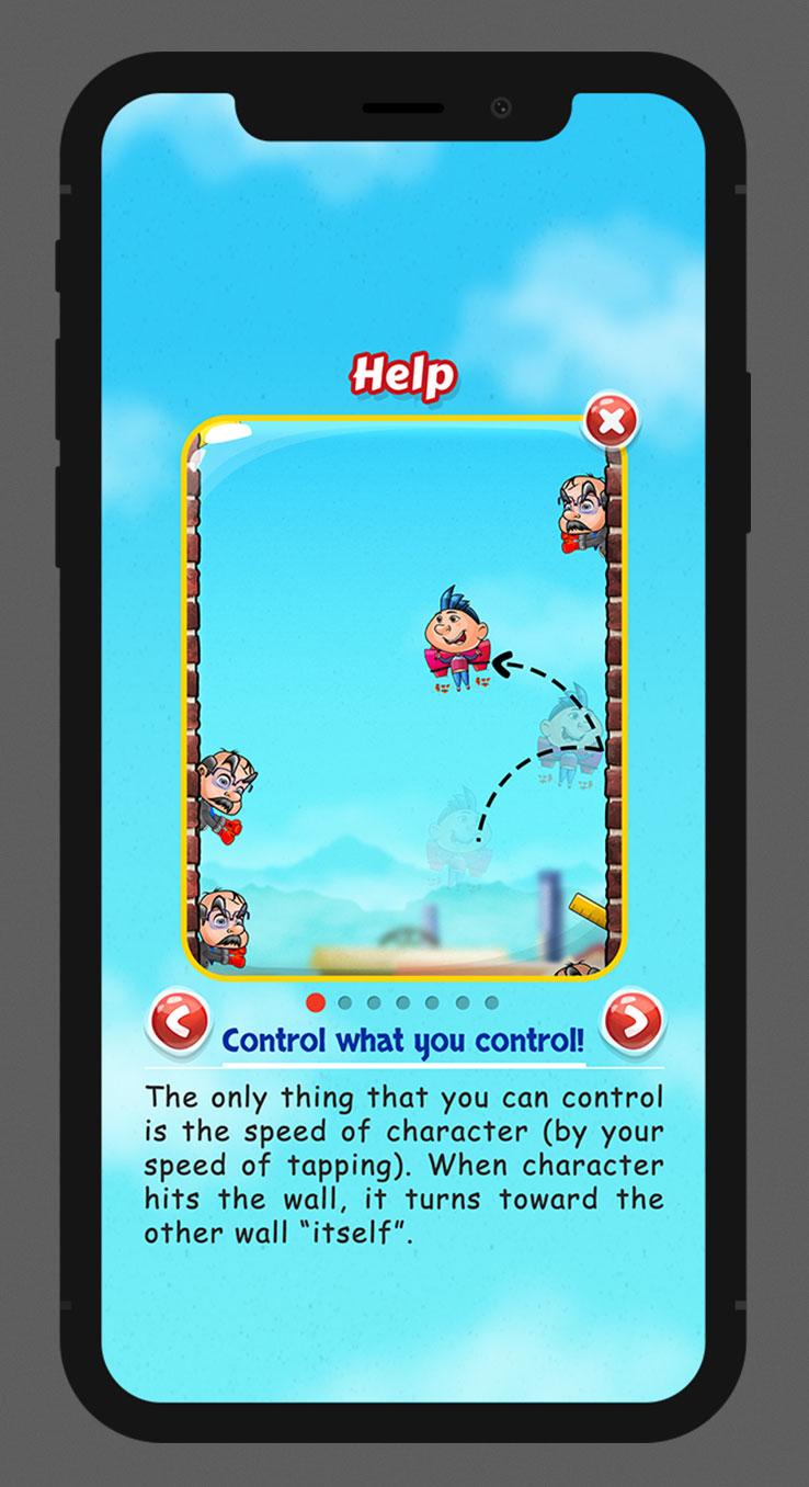 High School Escape UI Game 7