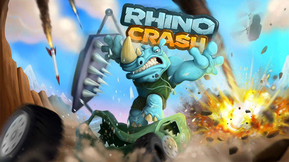 Rhino Crash 20156