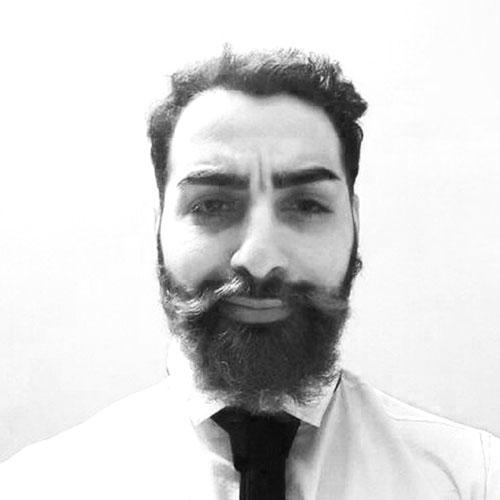 Reza Arjangi - Art Director