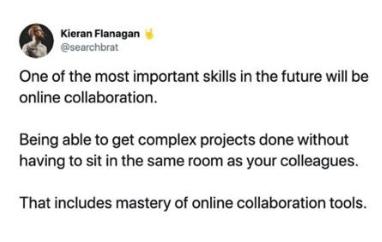 Hubspot Tweet About Game Art Studio