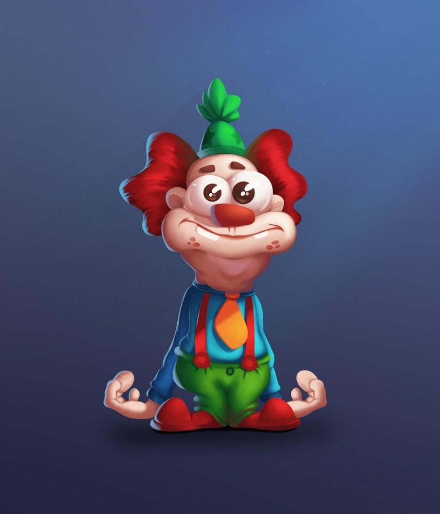 Pixune Game Character Design