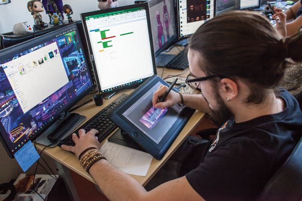 Artist Careers in Game Industry: All You Need to Know