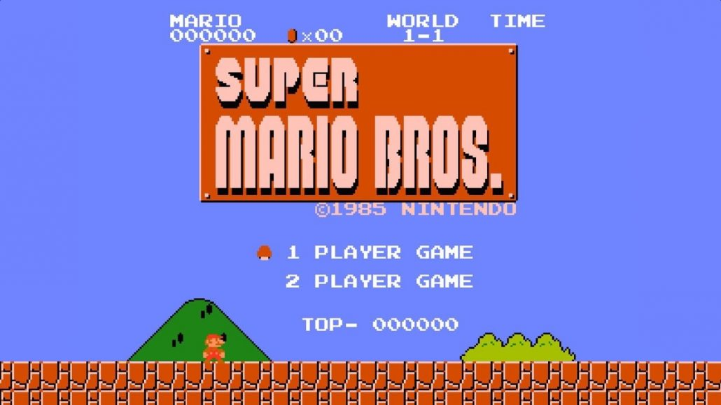 Game Development: Super Mario