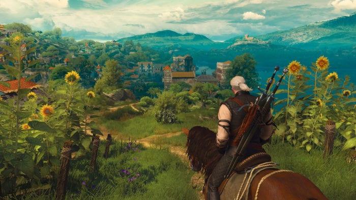 Game Development: Witcher 3