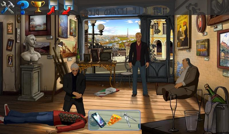 Game Development: Broken Sword