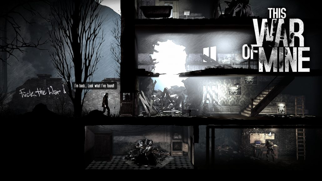 Game Narrative This War of Mine