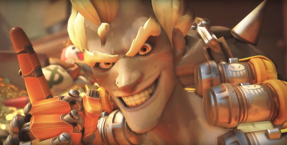 Game Narrative Junkrat