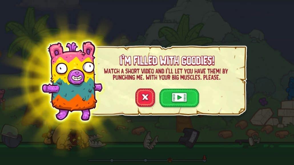 reward ad, game monetization