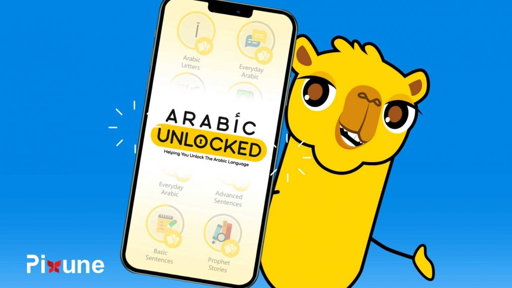 Camel Holding A Phone 3D Explainer Video
